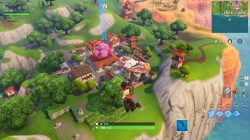 fortnite br pink tree location