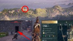 hades bident legendary chest where to find ac odyssey