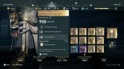 legendary waistband armor agamemnons set ac odyssey