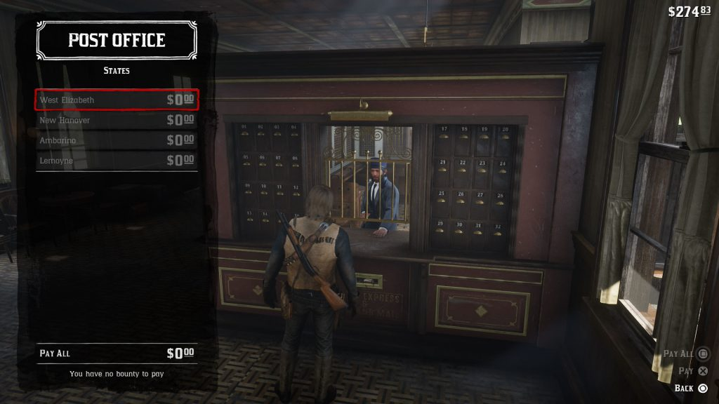Red Dead Redemption 2 Rob Stores Side Business Without Bounty