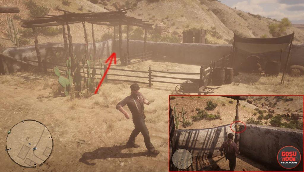 Редкие и крутые маски в Red Dead Redemption 2 – как найти маску свиньи и черепа козла