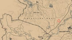 rdr 2 shack locations clawson's rest