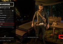 red dead redemption 2 how to save store outfit horse