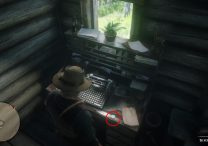 red dead redemption 2 pocket watch location lenny
