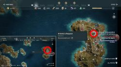 where to find daphnae in daughters of artemis quest ending ac odyssey