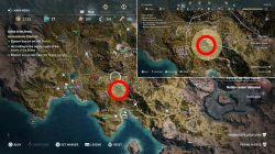 where to find elpenor ac odyssey