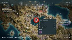where to find spartan seal polemarchs ac odyssey