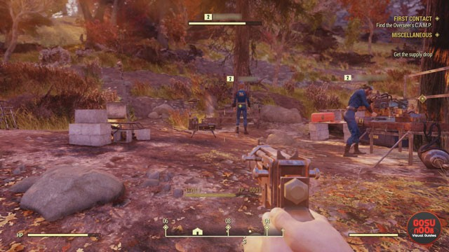 FO76 Disable Friendly Fire - Pacifist Mode and PvP