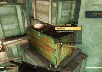 Fallout 76 An Ounce of Prevention - Main Quest - Type-T Fuse Location