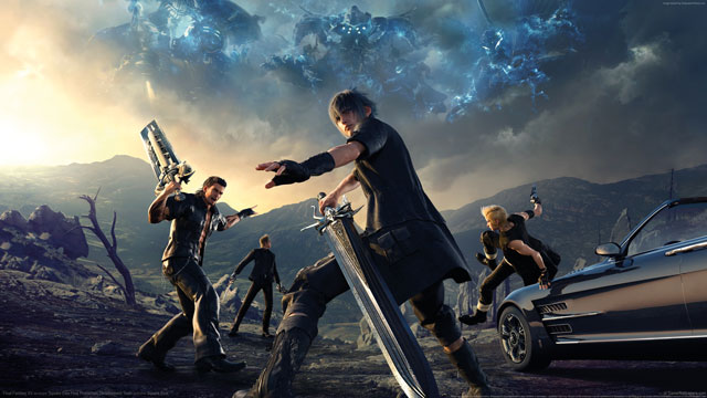 Final Fantasy XV DLC Episodes Canceled, Tabata Leaves Square Enix