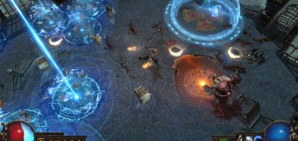 Path of Exile Coming to PS4 in December, Release Trailer Revealed