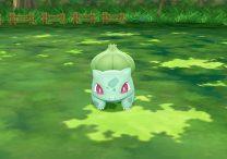 Pokemon Let's Go Pikachu & Eevee Bulbasaur Locations