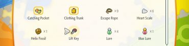 Pokemon Let's Go Pikachu & Eevee Elevator Key in Team Rocket Hideout