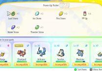 Pokemon Let's Go Pikachu & Eevee Evolution Stones - Where to Find