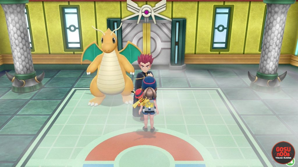 Pokemon Let's Go Pikachu & Eevee How to Beat Lance