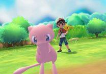 Pokemon Let's Go Pikachu & Eevee Non-Transferable Pokemon