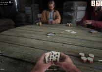 RDR2 Where to Play Poker, Blackjack, Dominoes, Five Finger Fillet