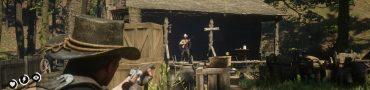 Red Dead Redemption 2 Hermit Stranger - Torn Treasure Map 1 Location