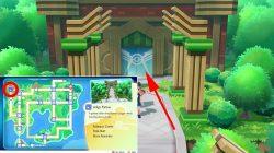 exeggutor where to trade pokemon lets go