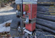 fallout 76 bureau of tourism quest prickett's fort token dispenser bug