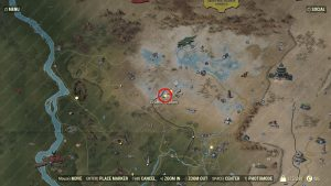 fallout 76 lever action rifle plan location