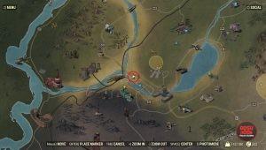 fallout 76 where to find black titanium ore