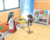 fortune teller nature lady pokemon lets go