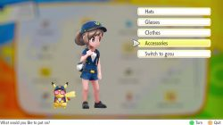 how to obtain pokemon lets go police set outfit