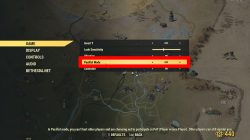 how to unlock pacifist mode fallout 76