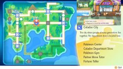 lavender town outfit location