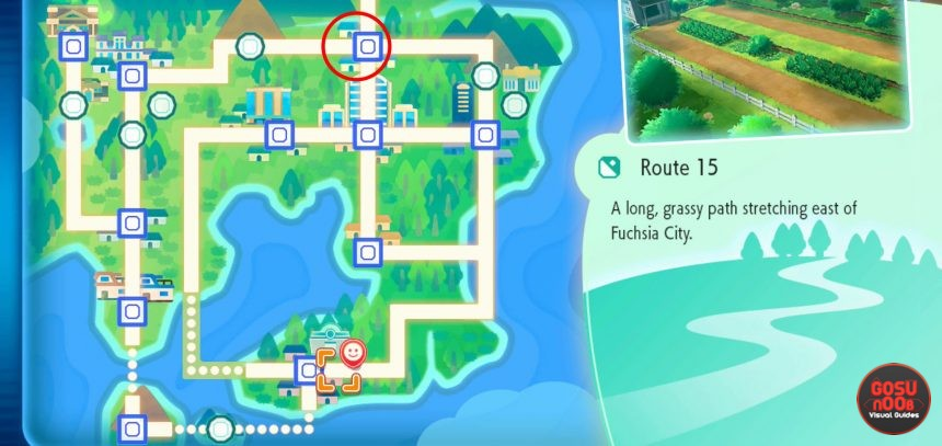 pokemon let's go best farming locations money xp shiny