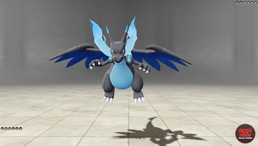 pokemon let's go mega evolution
