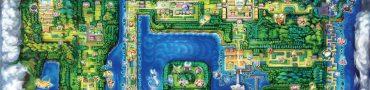 pokemon let's go pikachu eevee pokemon locations map