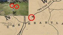 rdr2 yarrow locations where to find heartlands location