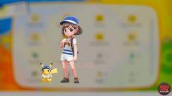 sailor outfit pokemon lets go set trainer pokemon