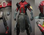 destiny 2 warlock scourge of the past armor gear gunsmith's