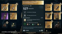 ac odyssey dlc legendary persian elite armor