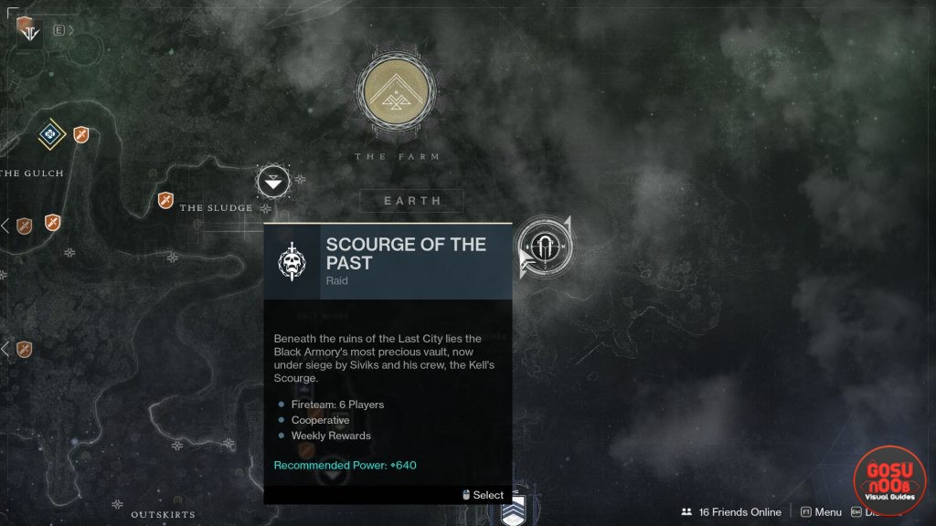 destiny 2 scourge of the past raid