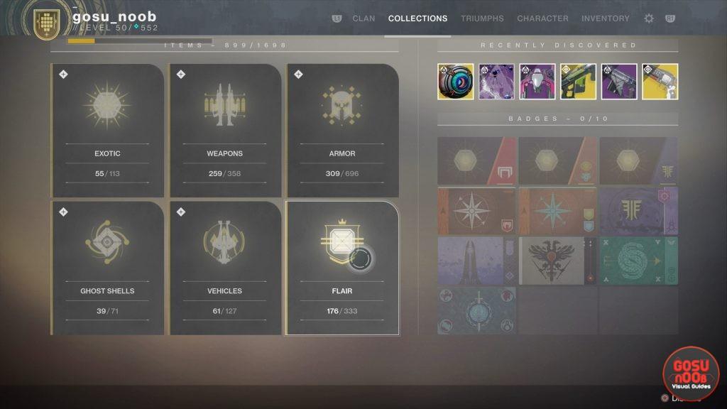 destiny 2 universal hero emblem