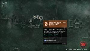 destiny 2 where to find gravetide summoner
