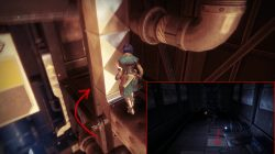 destiny 2 where to find secret room annex black armory