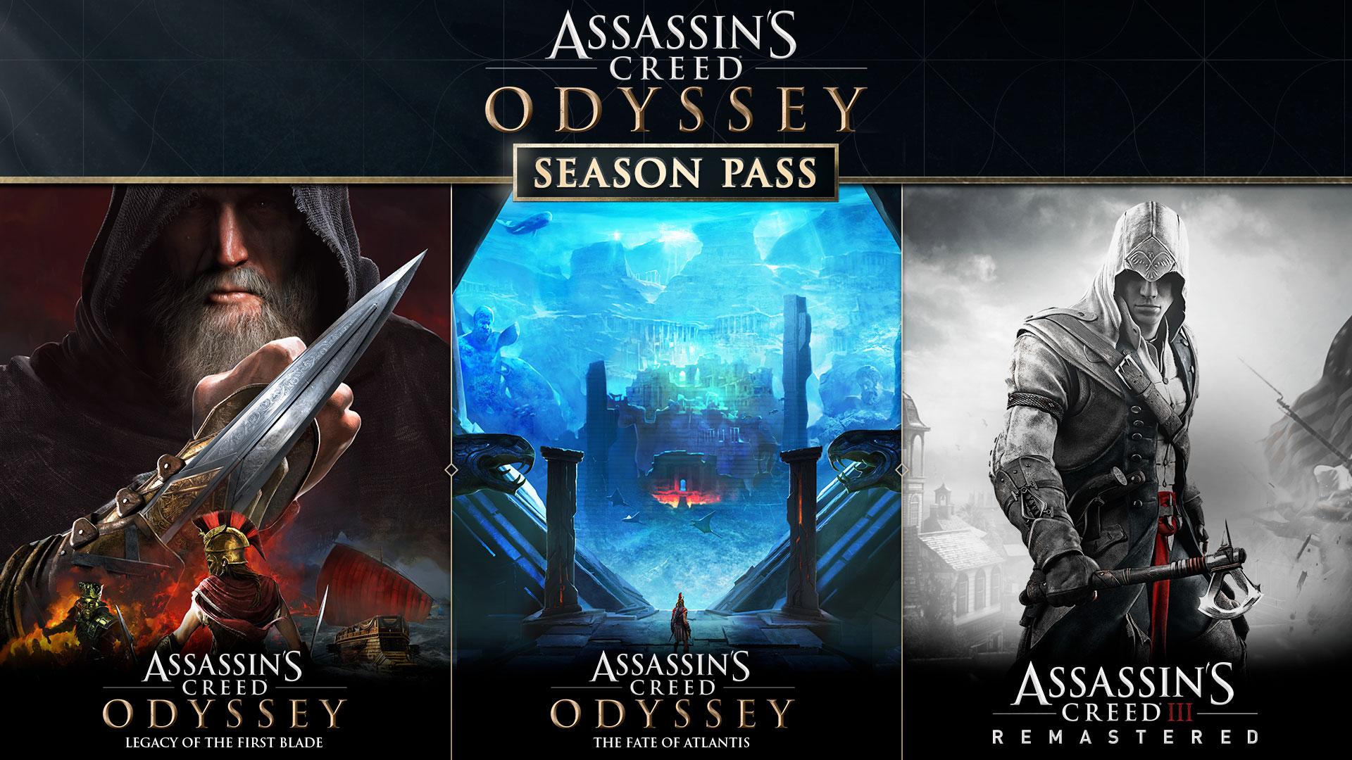 В DLC для AC: Odyssey протагонист становится натуралом