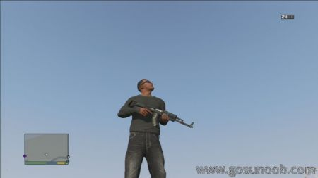 gta5 weapon Assault Rifle 1 middle size