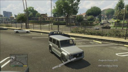 gtav vehicle Benefactor Dubsta  middle size