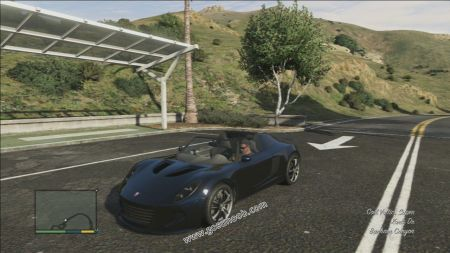 gtav vehicle Coil Voltic middle size