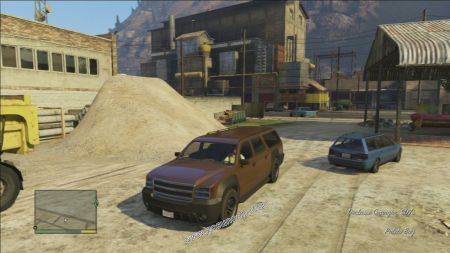 gtav vehicle Declasse Granger middle size