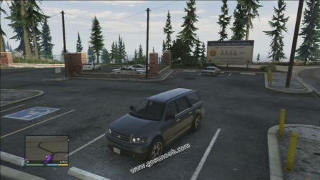 gtav vehicle Dundreary Landstalker middle size