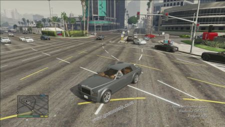 gtav vehicle Enus Super Diamond middle size