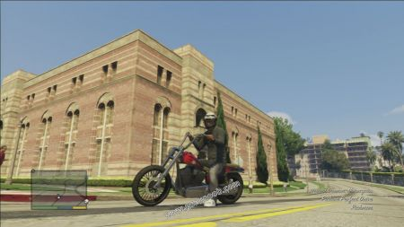 gtav vehicle Western  Daemon middle size