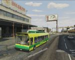 gta 5 vehicle Airport Bus thumb